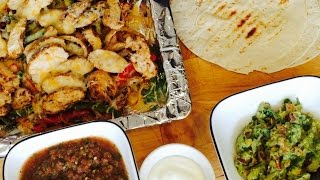 How To Make Chili's Chicken Fajitas With Spicy Salsa