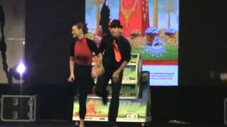 Art Of Dance Serbia (Dubai TV), Jive - Mambo No. 5
