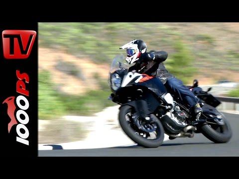 2015 | KTM 1050 Adventure Test | Action, Features, Fazit
