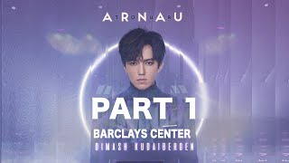 Dimash - New York Concert (Barclays Center)  ARNAU ENVOY - Part1