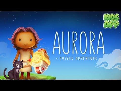 Aurora - Puzzle Adventure (Silverback Games) - Best App For Kids