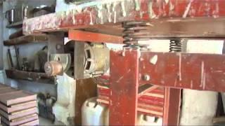 Тротуарная плитка Вибростол(изготовление тротуарной плитки в домашних условиях., 2013-11-08T15:25:22.000Z)