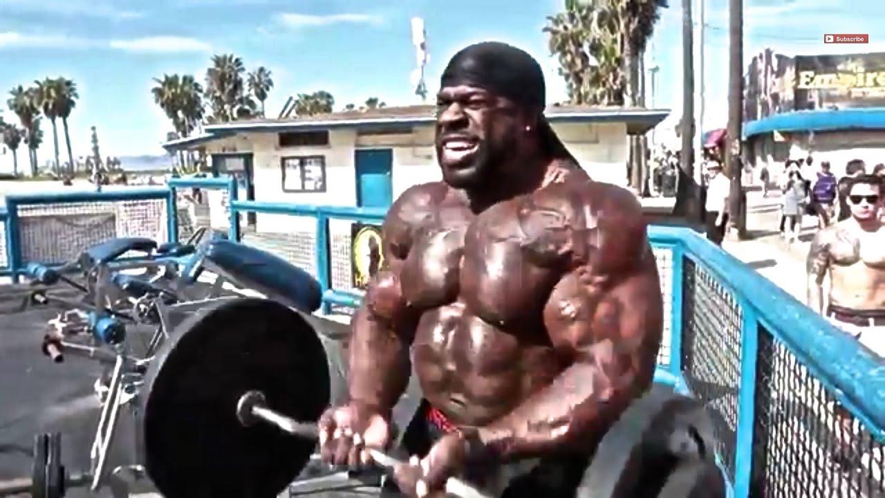 70kg吧_HUGE BLACK BEAST BICEP CURLS 70KG - YouTube