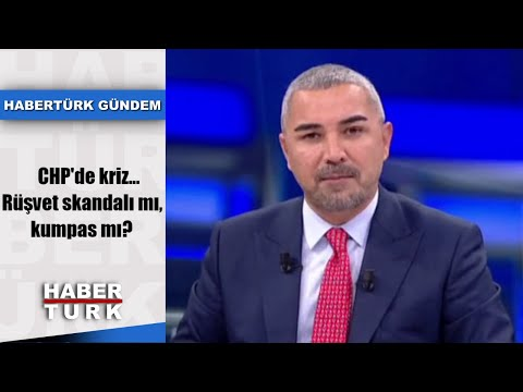 Habertürk Gündem - 24 Aralık 2019 (CHP'de Kriz... Rüşvet Skandalı Mı, Kumpas Mı?)