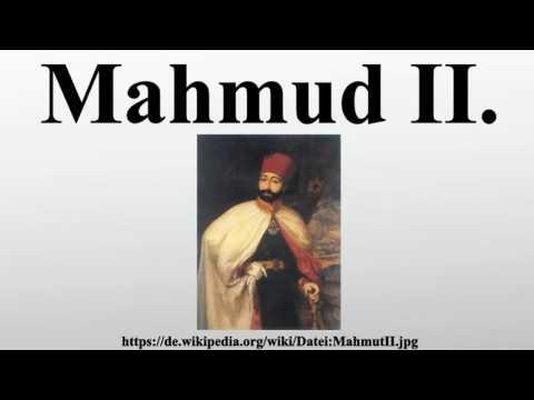 Mahmud II.