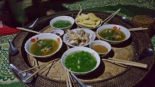 แบ่งปันน้ำใจสู่เมืองลาว EP21:ขนของไปลงที่บ้านนาคูน กินข้าวเเลงเฮือนอ้ายลินทา แซบหลายๆ