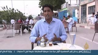 الشاي رمز ثقافي في موريتانيا