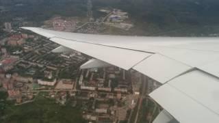Хабаровск - Москва, Boeing 777-300ER, 25.09.2016