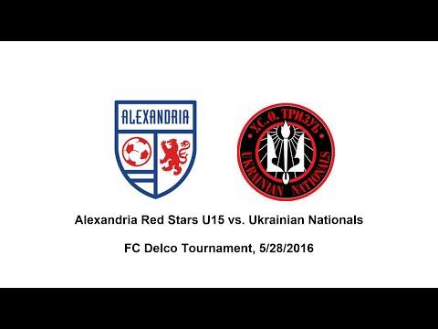 Alexandria Red Stars vs. Ukrainian Nationals Chorbomorets, 5/28/2016