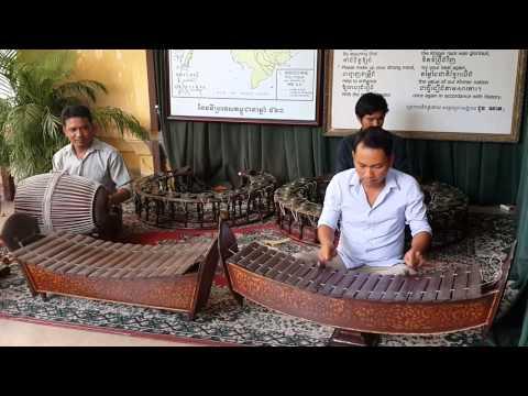 Cambodia Traditional Music 1 - Khmer music - music - Cambodian music