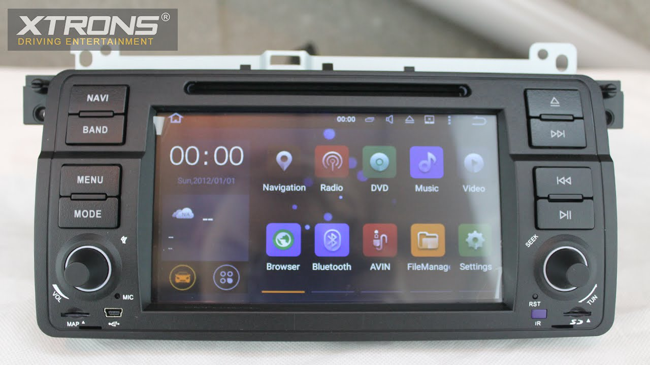 maxresdefault xtrons pf7546ba android 5 1 lollipop driving entertainment E46 Wiring Diagram PDF at crackthecode.co
