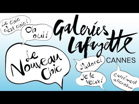 Afterwork Le Nouveau Chic - Galeries Lafayette Cannes