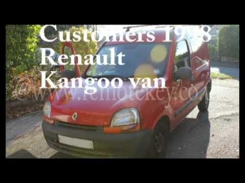 Renault Kangoo - Watch An Immobiliser Bypass Being Fitted