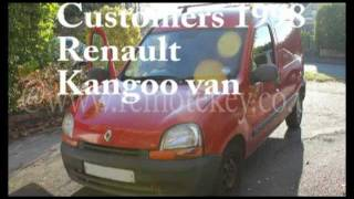 Renault Kangoo - Watch An Immobiliser Bypass Being Fitted