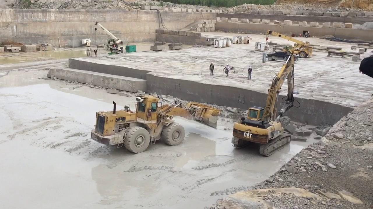 Indiana Limestone Quarry