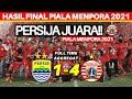 PERSIJA JUARA! Hasil Final Piala Menpora 2021 - Persib vs Persija