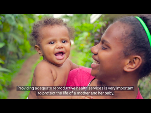 Vanuatu DHS: Reproductive health