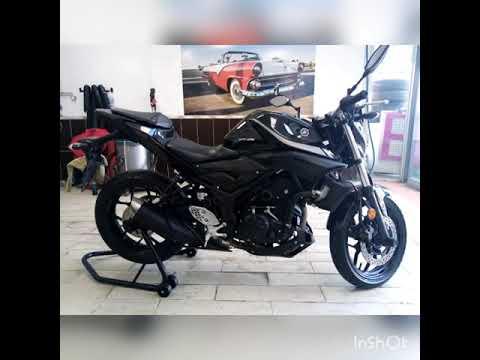 Yamaha MT-25 ABS 2019 Model Naked / Roadster Motor
