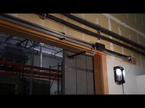 ... Garage Door Sliding Garage Door Opener : Edison Sliding Opener ...