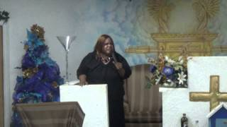 WE ARE OVERCOMERS THROUGH GOD - APOSTLE CARMETTA WOODS