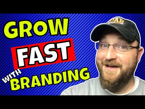 How To Grow Your YouTube Channel Fast in 2018 - Branding