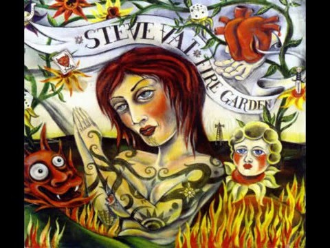 Steve Vai - Fire Garden (Full album)