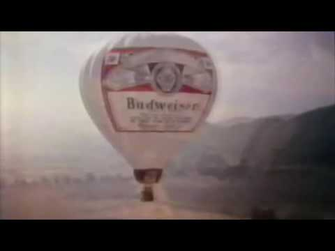 Budweiser Commercial 1979 Super Bowl XII