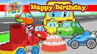 """Happy Birthday"" @ ""Mr.Wheeler&Friends"" CARtoons"