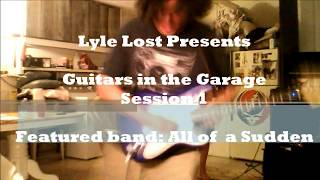 Lyle Lost presents Guitars in the Garage