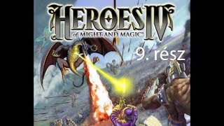 Hundrik az áldozat és a célpont is egyben?! Heroes of Might and Magic 4 végigjátszás 9.rész.