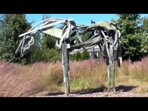 Sculpture at Meijer Gardens & Sculpture Park