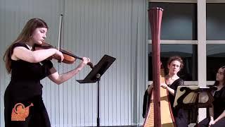 Eden Trio: Terzettino –Theodore Dubois