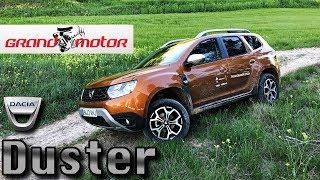 2018 Dacia Duster 4x4 | Renault Duster 4x4 | Prueba / Análisis / Test / Review / Revisión Español