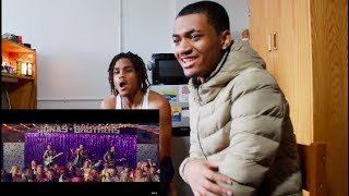 Jonas Brothers - What A Man Gotta Do (Official Video) [REACTION!] | Raw&UnChuck