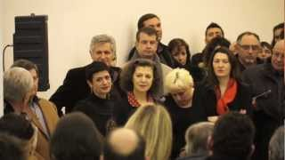 Mona Hatoum expose aux Pénitents Noirs [MP2013]