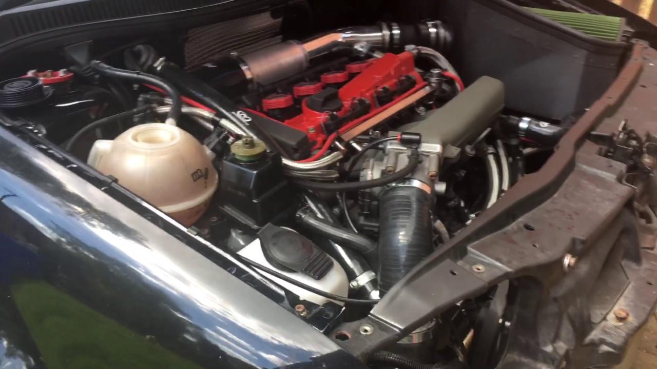 1 8t K04 064 Tfsi Turbo Running Golf Mk4