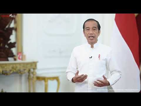 Greeting Jokowi, Ganjar dan Sultan HB X pada HUT Kedaulatan Rakyat ke-76