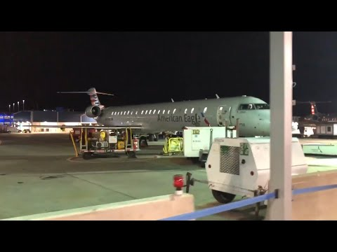 American Eagle CRJ-900 First Class Trip Report