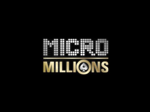 MicroMillions 13 $22 [Main Event] Final Table Replay - PokerStars