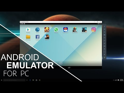Top 5 Best Free Android Emulator For PC 2020!