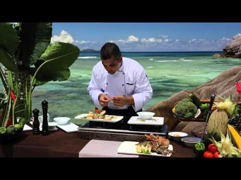 seychelles la digue le domaine de l orangeraie youtube