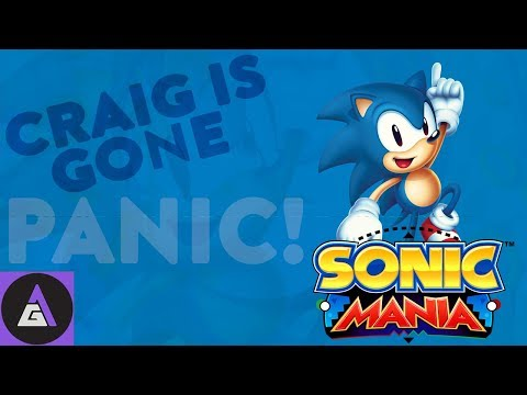Sonic Mania is SO FUN. | SONIC MANIA GAMEPLAY