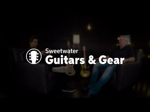 Matthew Garrison Interviewed by Sweetwater