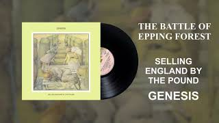 Genesis - The Battle Of Epping Forest (Official Audio)