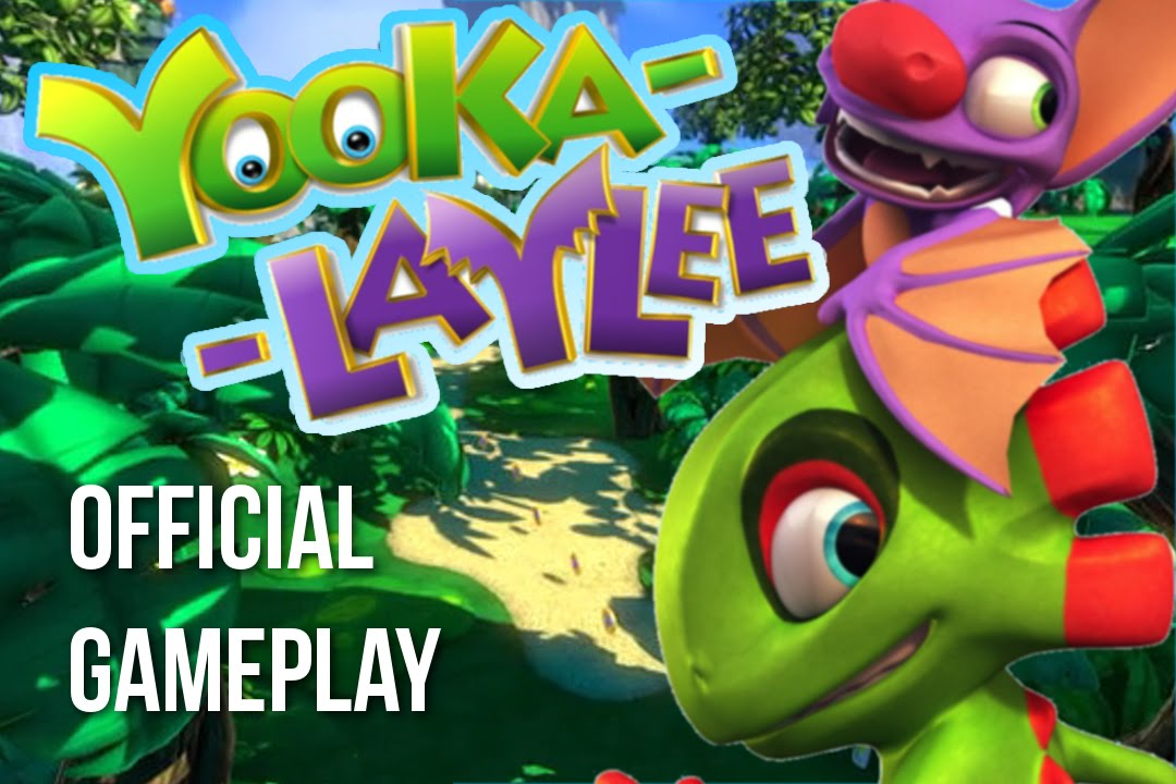 Yooka-Laylee Official Gameplay and Info, Project Ukulele REVEALED ...