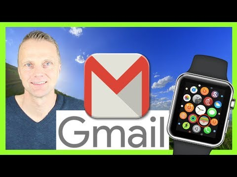 How To Setup Gmail On Apple Watch