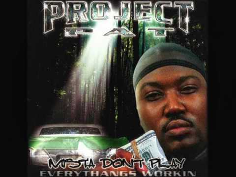 Project Pat -  Whole Lotta Weed (Screwed)