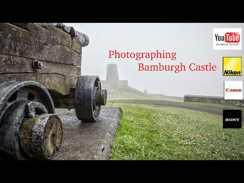 Bamburgh Castle Inside And Out