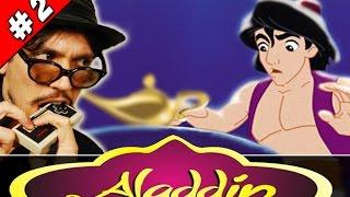 #02 Alì Ababua ROCK [Aladdin]