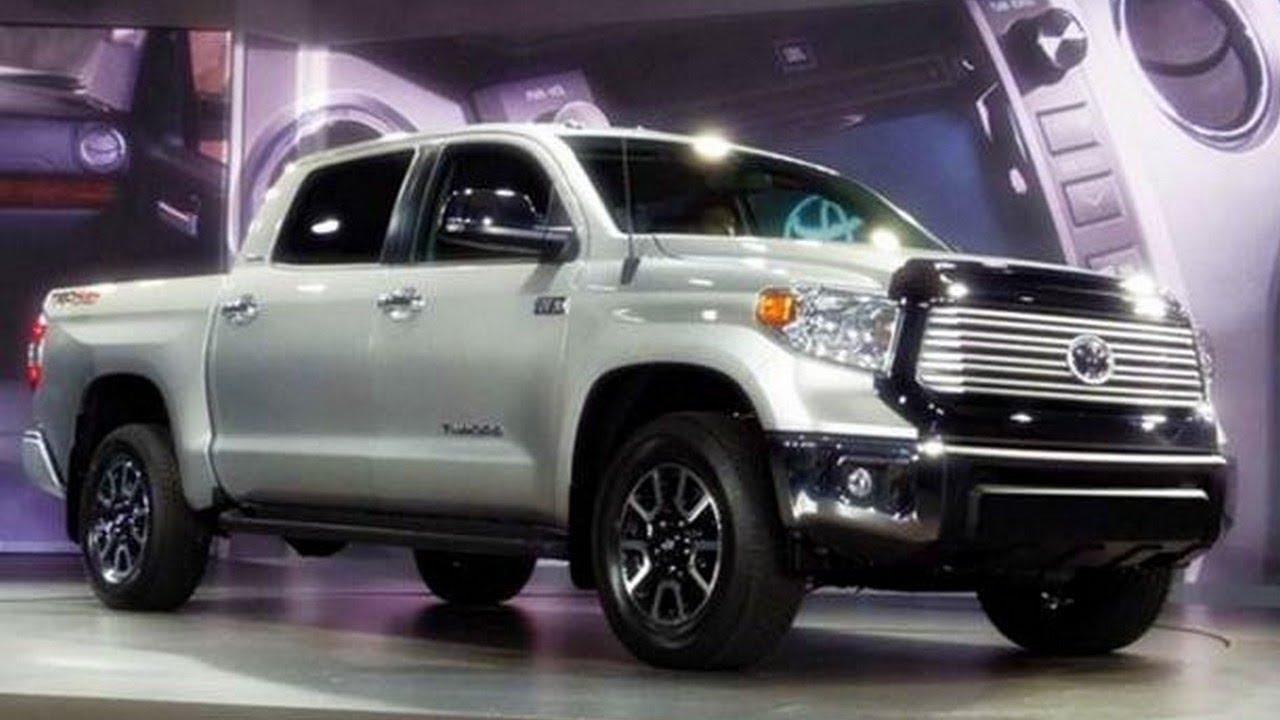 2018 Toyota Tundra Sel Release Date